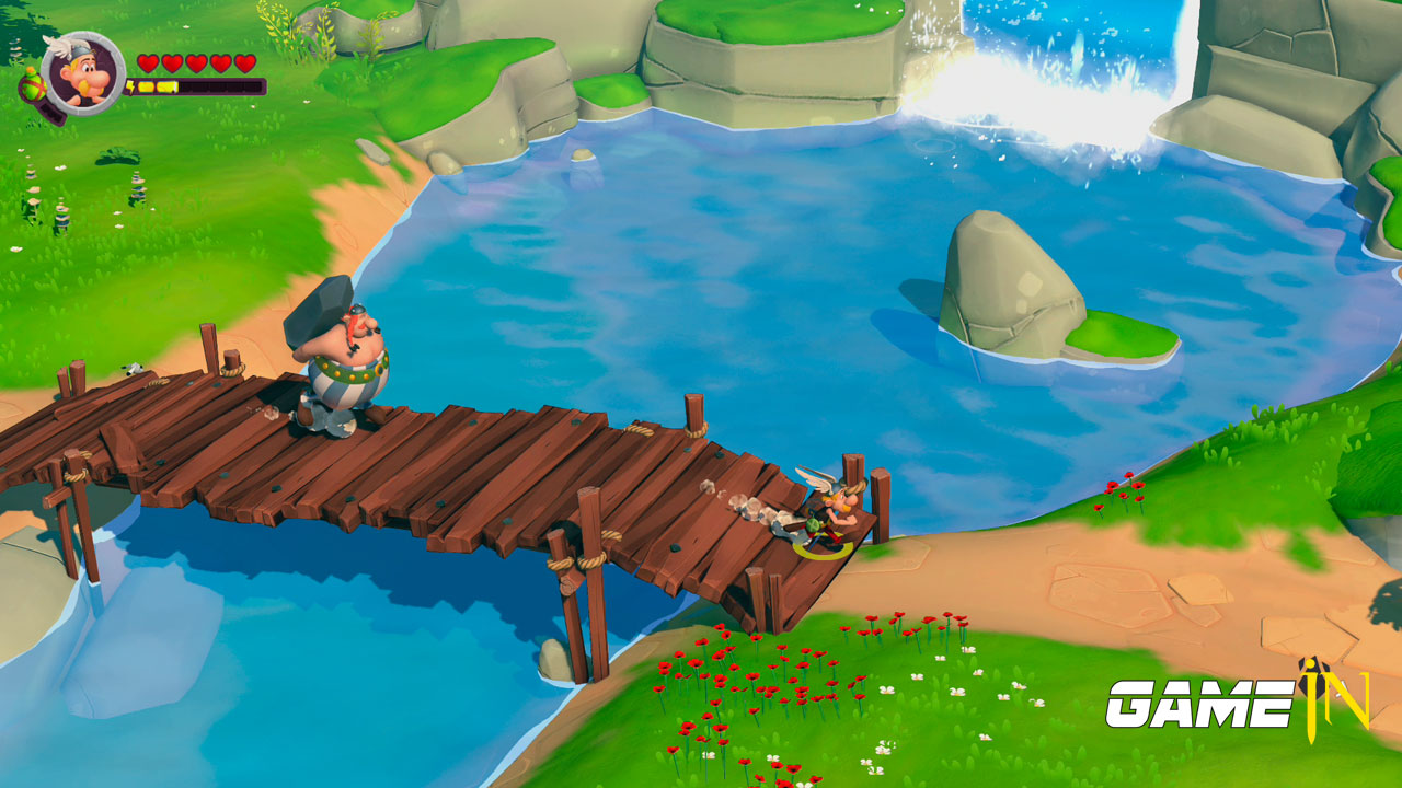 Asterix & Obelix XXL 3 The Crystal Menhir verschijnt op 21 november voor PS4, Xbox One, Switch en PC Afbeelding 3
