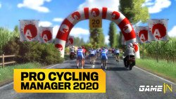 Trailer Video over Beta-fase Pro Cycling Manager 2020 begint