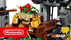 Trailer Video over LEGO en Nintendo onthullen de eerste Lego Super Mario detai ..