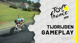 Trailer Video over Time-Trial-mode van Tour de France 2020 onthuld