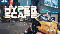Trailer Video over  Gloednieuwe battle royale-game Hyper Scape onthuld door Ub ..