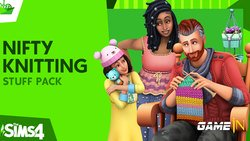 Trailer Video over EA en Sims kondigen De Sims 4 'Uitgebreid Breien' accessoir ..