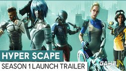 Trailer Video over Hyper Scape lanceert op 11 augustus gratis voor PS4 en Xbox ..