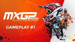 Trailer Video over Milestone toont eerste gameplay MXGP 2020