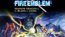Trailer Video over Fire Emblem Shadow Dragon & the Blade of Light verschijnt o ..