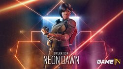 Trailer Video over Rainbow Six Siege onthult Operation Neon Dawn