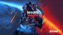 Trailer Video over Mass Effect-trilogie Legendary Edition wordt uitgebracht op ..
