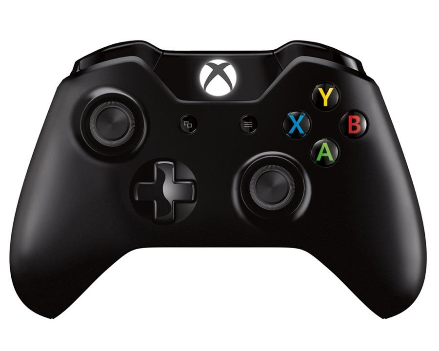 Controller Draadloos (Wireless) + Play & Charge Microsoft Xbox One Foto 2