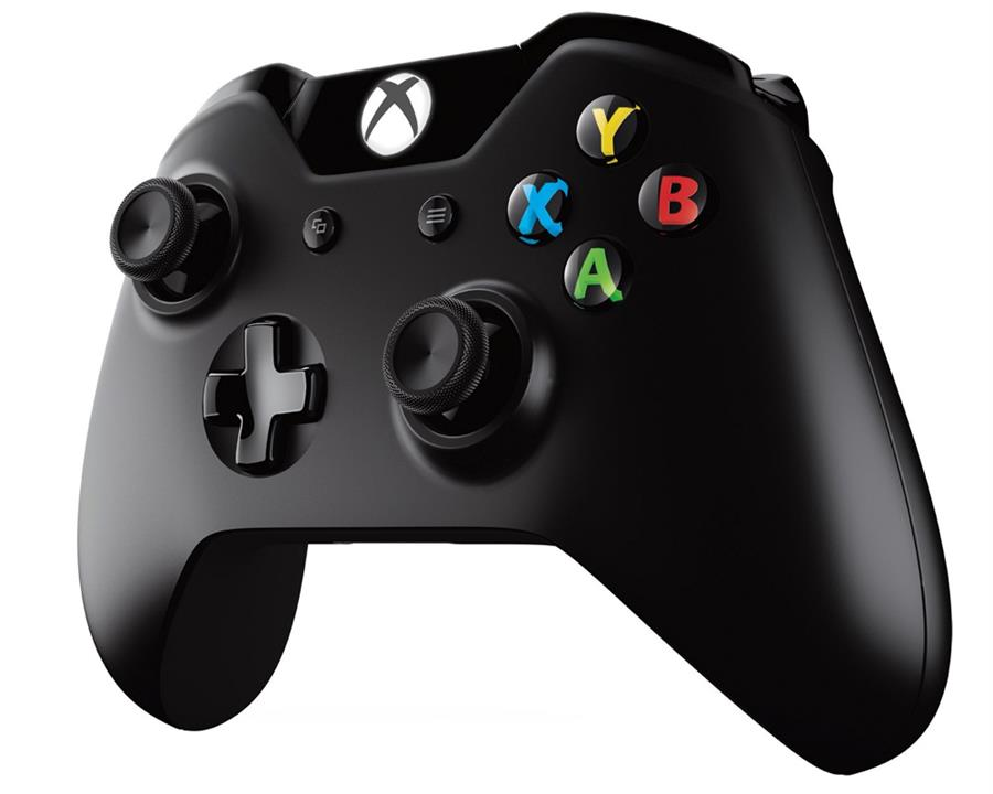Controller Draadloos (Wireless) + Play & Charge Microsoft Xbox One Foto 3