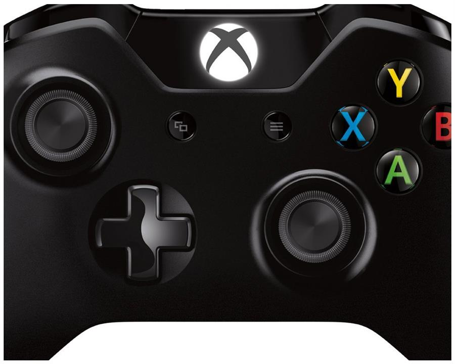 Controller Draadloos (Wireless) + Play & Charge Microsoft Xbox One Foto 4