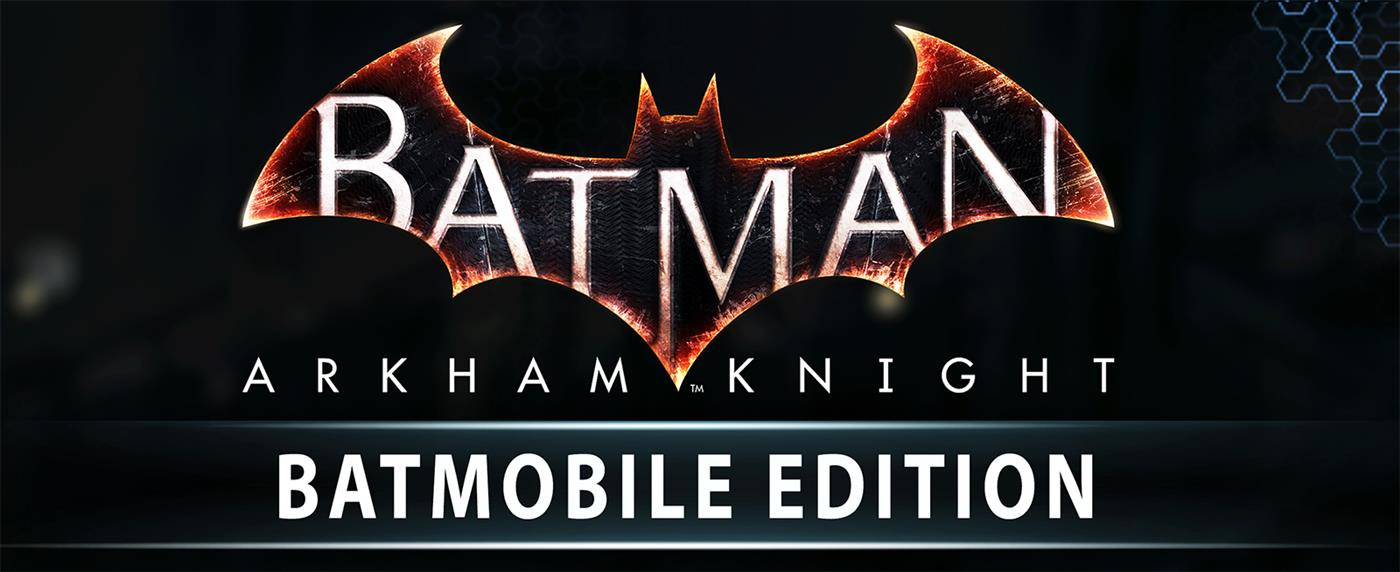 Batman Arkham Knight Batmobile Edition Xbox One Foto 5