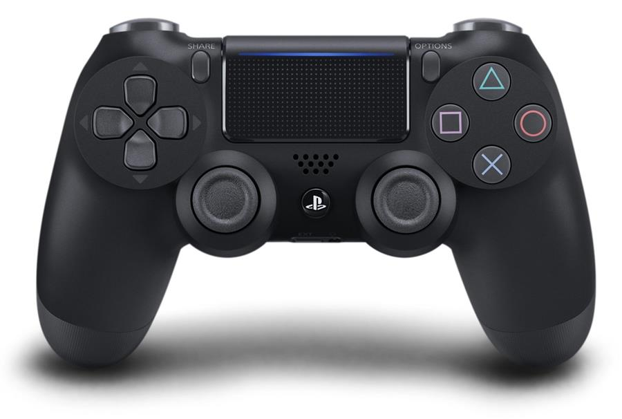 Controller Dual Shock 4 Zwart V2 Sony PlayStation 4