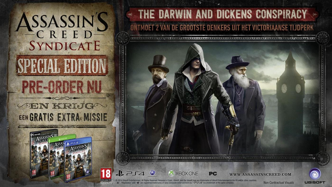 Assassin's Creed Syndicate (Special Edition) PlayStation 4 Foto 2