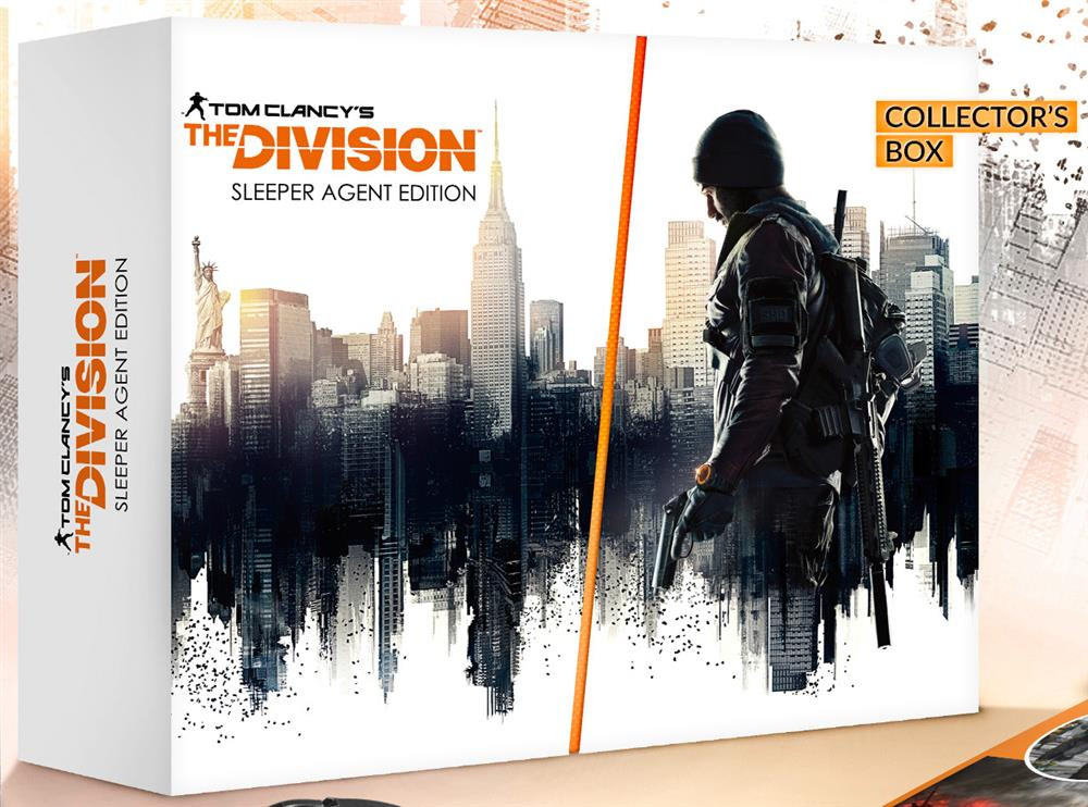 Tom Clancy's The Division Sleeper Agent Edition Xbox One Foto 2