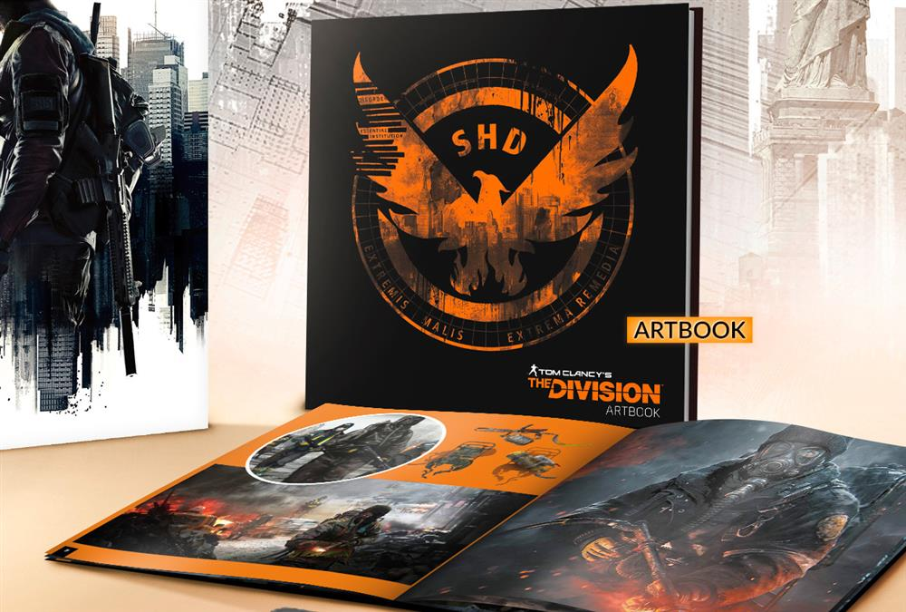 Tom Clancy's The Division Sleeper Agent Edition Xbox One Foto 4