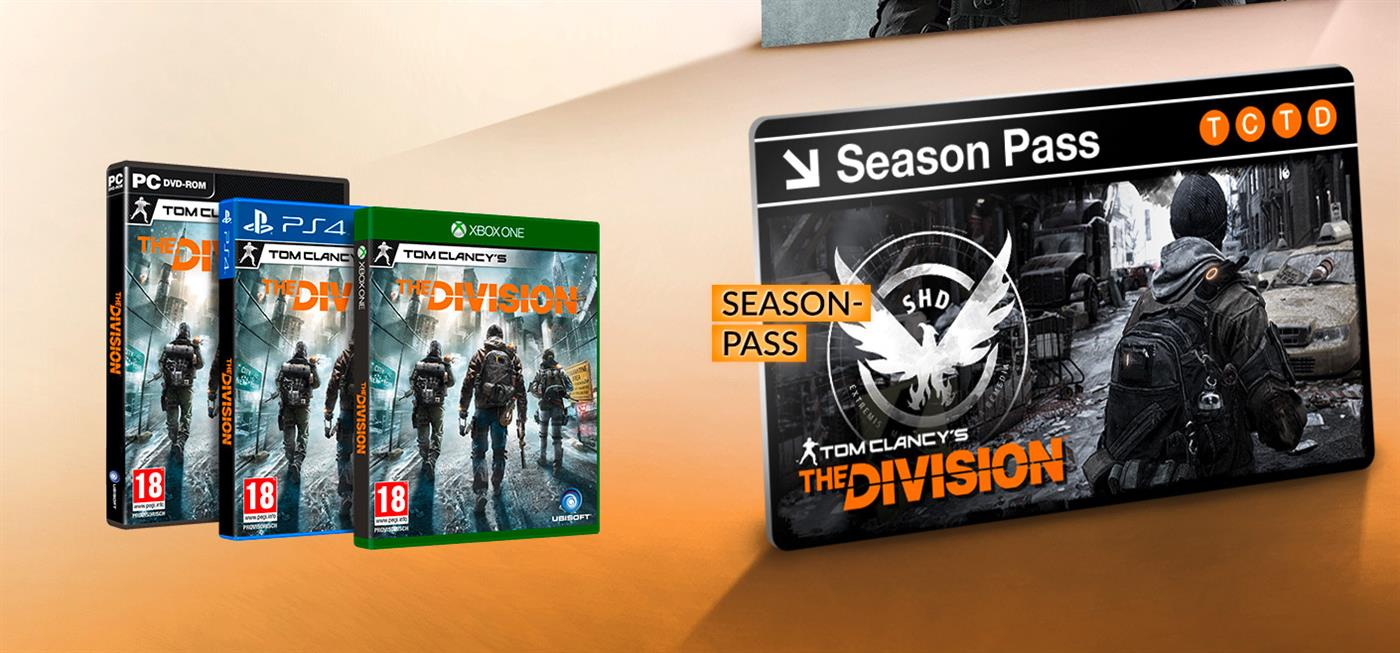 Tom Clancy's The Division Sleeper Agent Edition Xbox One Foto 7