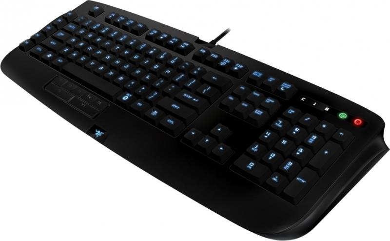 Razer Anansi Expert MMO Gaming Keyboard (US Layout) PC