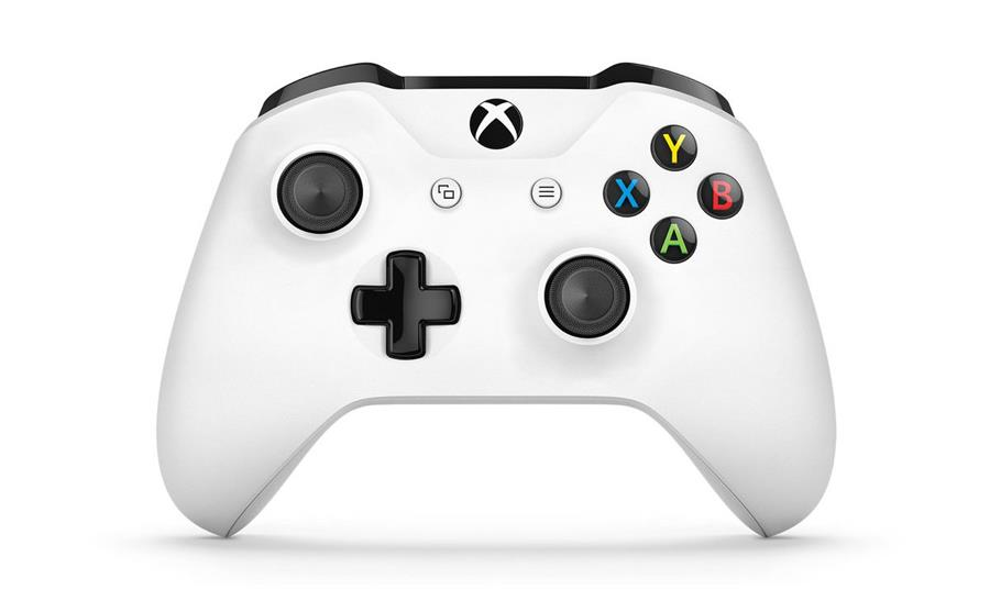 Controller Draadloos (Wireless) Microsoft Wit Xbox One S