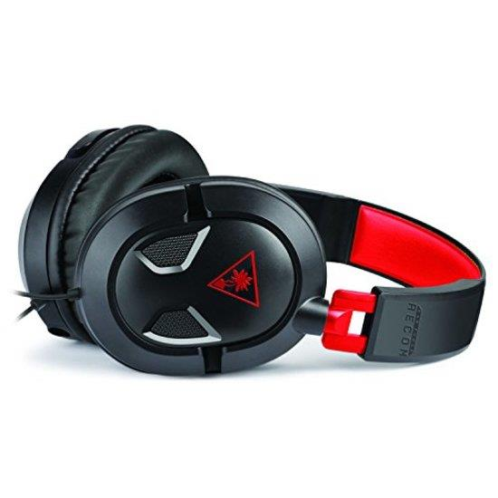 Turtle Beach Ear Force Recon 50 Wired Stereo Gaming Headset Zwart (PC + MAC + PS4 + Xbox One + Mobile) Foto 2
