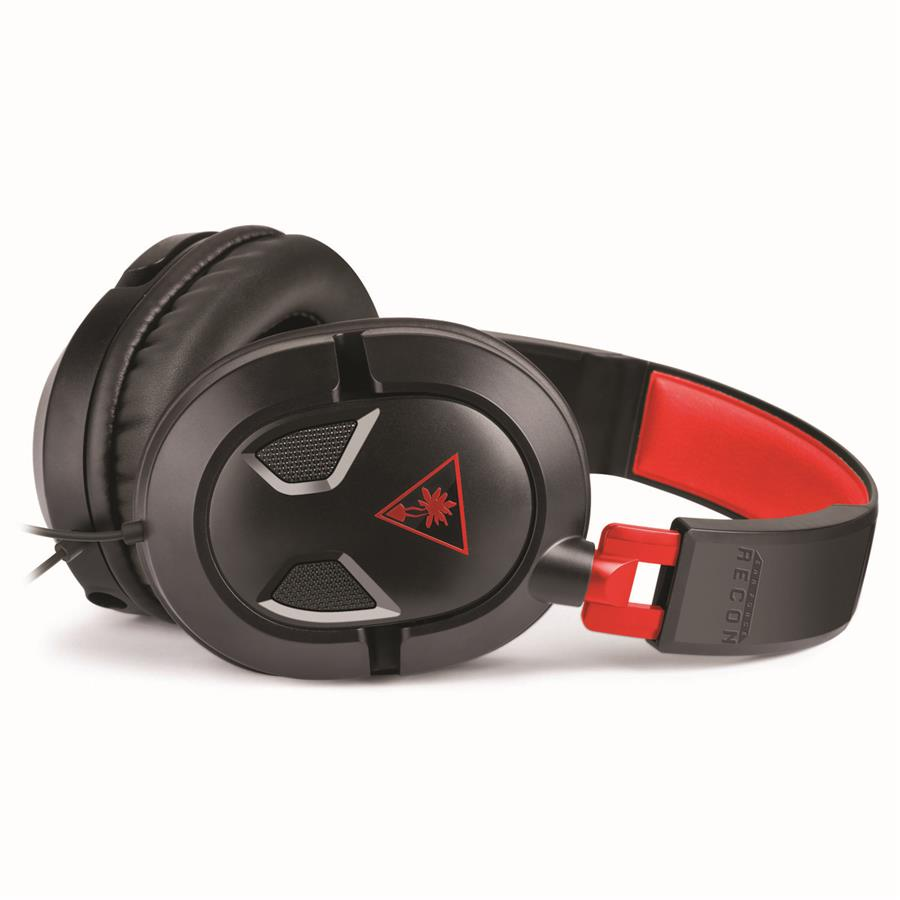 Turtle Beach Ear Force Recon 50 Wired Stereo Gaming Headset Zwart (PC + MAC + PS4 + Xbox One + Mobile) Foto 3