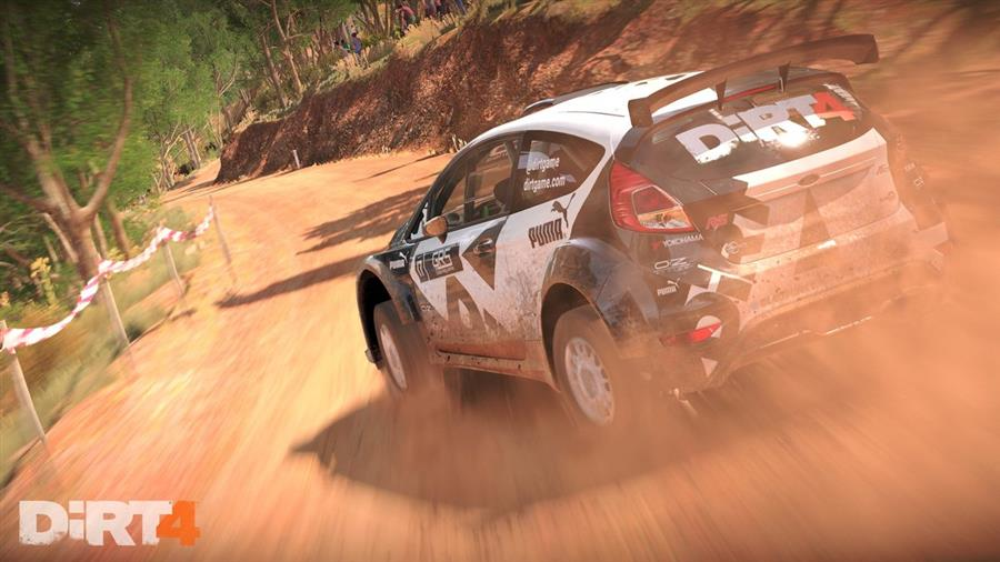 Dirt 4 (Steelbook Preorder Edition) Xbox One Foto 4