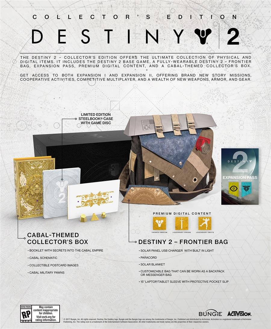 Destiny 2 (Collector's Edition) Playstation 4 Foto 2