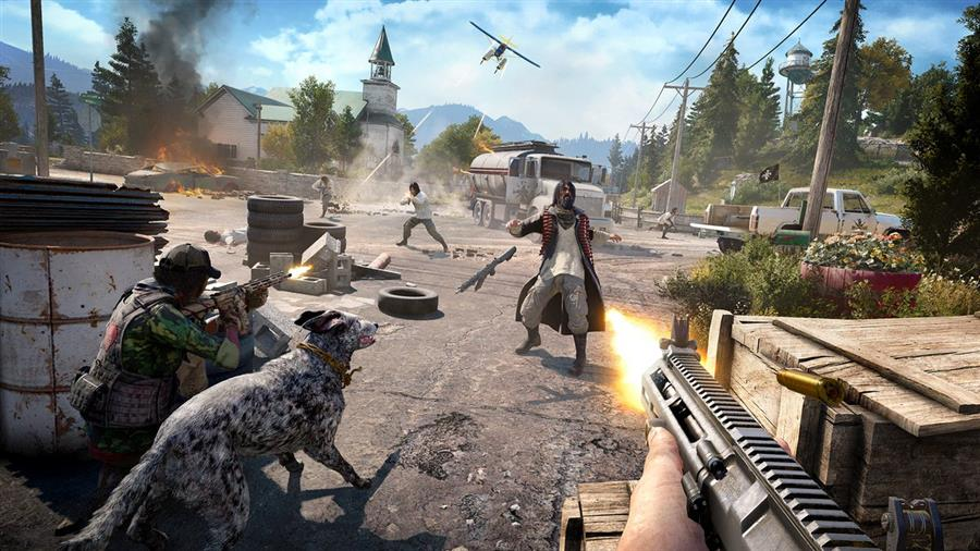 Far Cry 5 Playstation 4 Foto 4