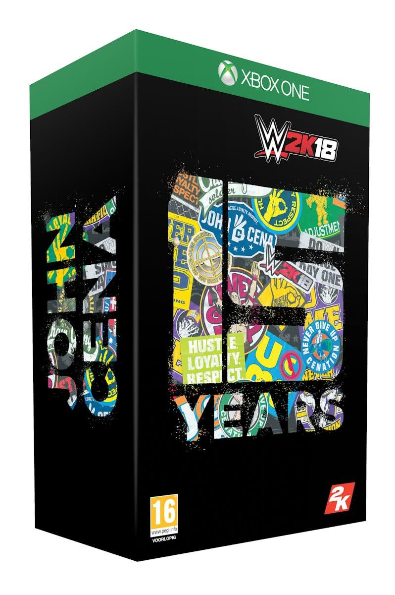 WWE 2K18 (Collector's Edition) Xbox One Foto 2
