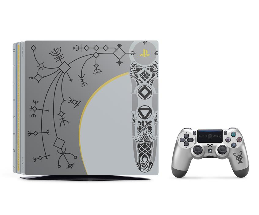 Sony Playstation 4 Console 1 TB (PRO) God of War Limited Special Edition Foto 2