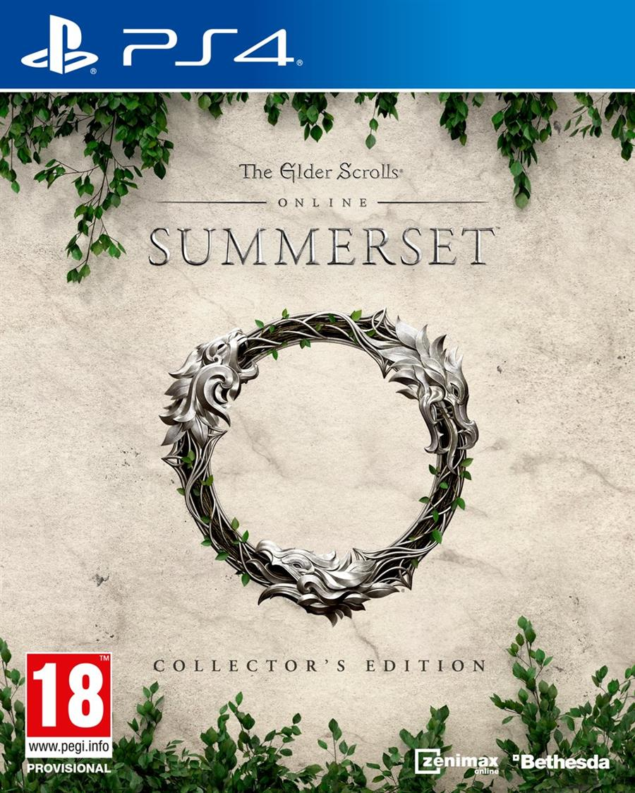 The Elder Scrolls Online Summerset (Collectors Edition) Playstation 4 Foto 2