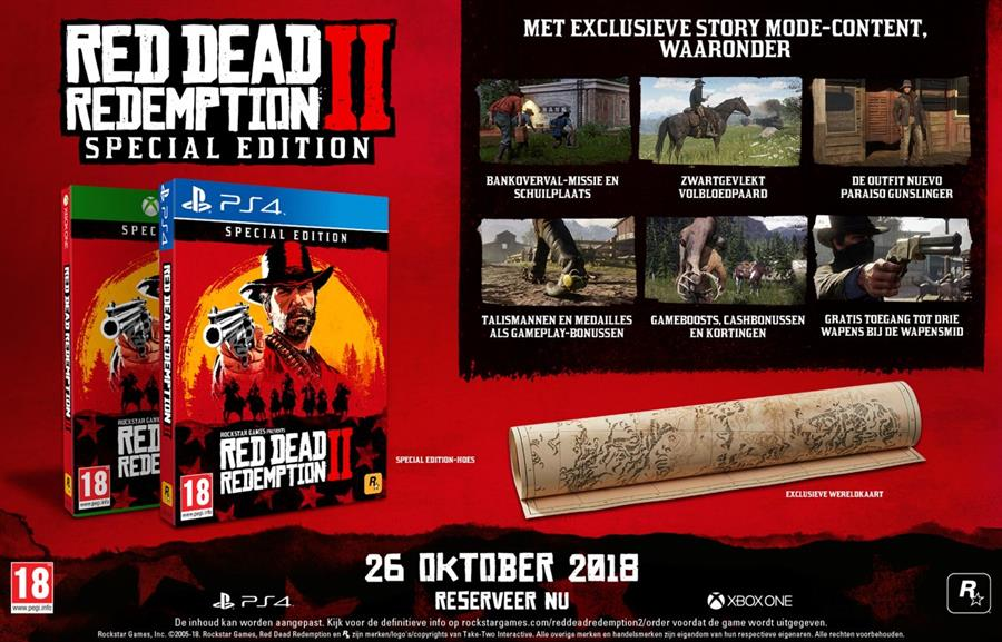 Red Dead Redemption 2 (Special Edition) Playstation 4 Foto 2