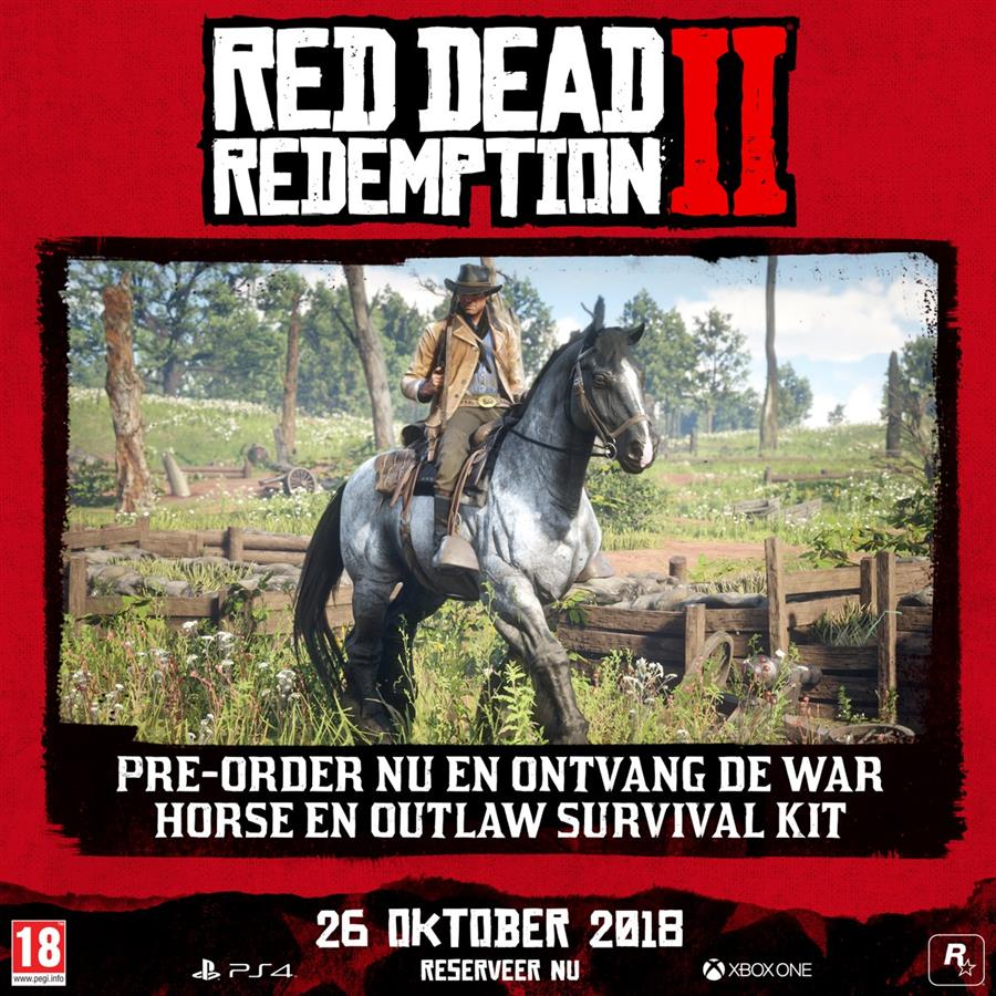 Red Dead Redemption 2 (Ultimate Edition) Xbox One Foto 3