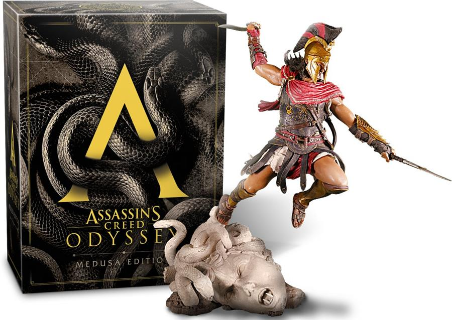 Assassin's Creed Odyssey (Medusa Edition) Xbox One Foto 2