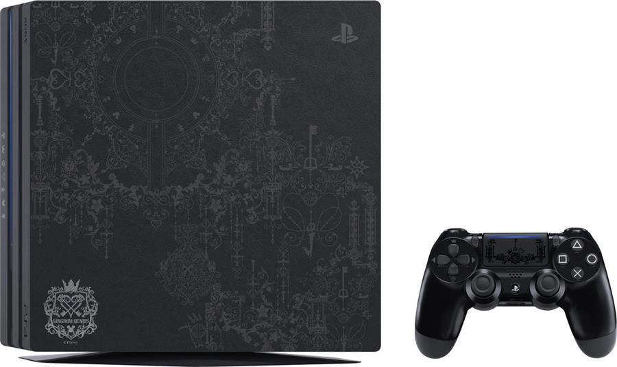 Sony Playstation 4 Console 1 TB (PRO) Kingdom Hearts 3 (III) Special Edition Foto 3