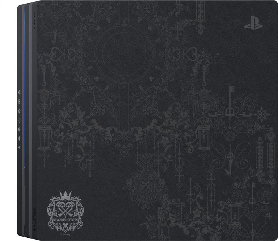 Sony Playstation 4 Console 1 TB (PRO) Kingdom Hearts 3 (III) Special Edition Foto 4