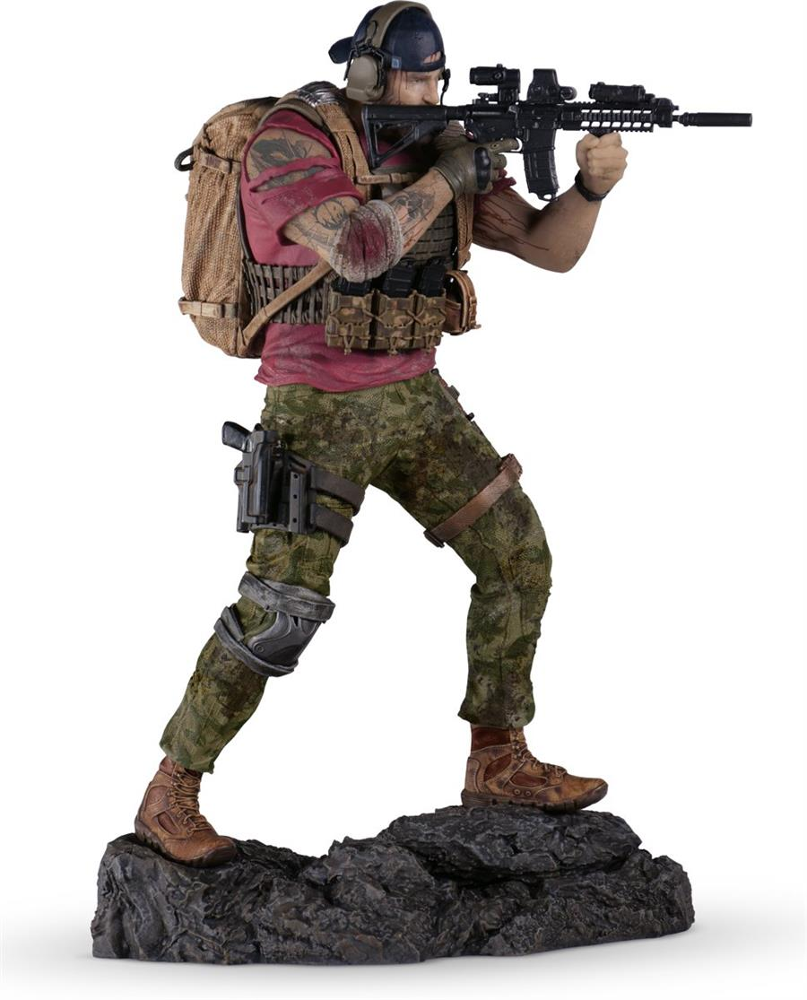 Ghost Recon Breakpoint Nomad Figurine Beeld Foto 2