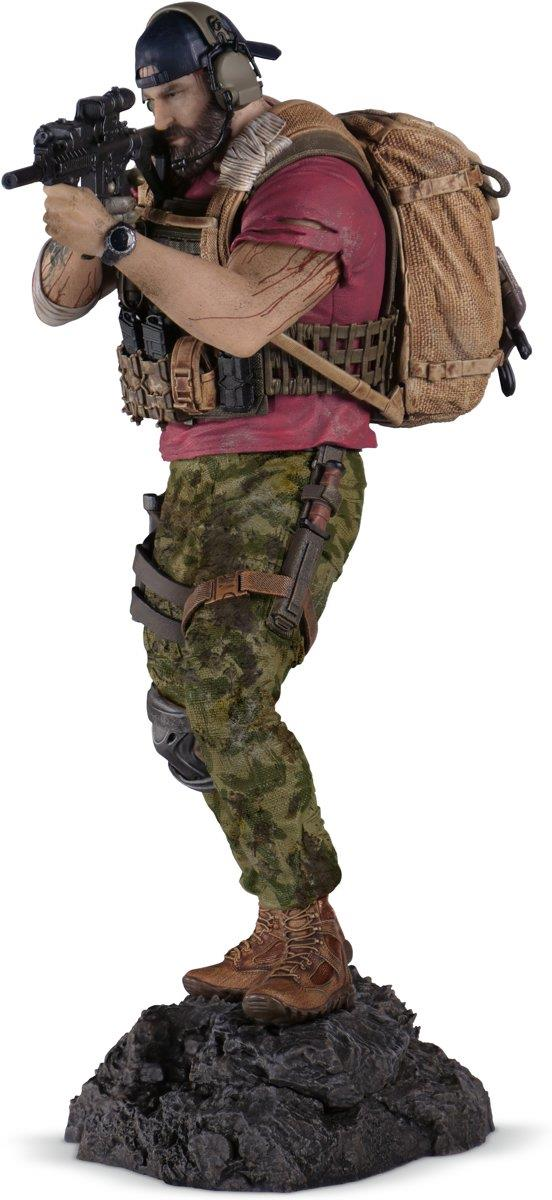 Ghost Recon Breakpoint Nomad Figurine Beeld Foto 3