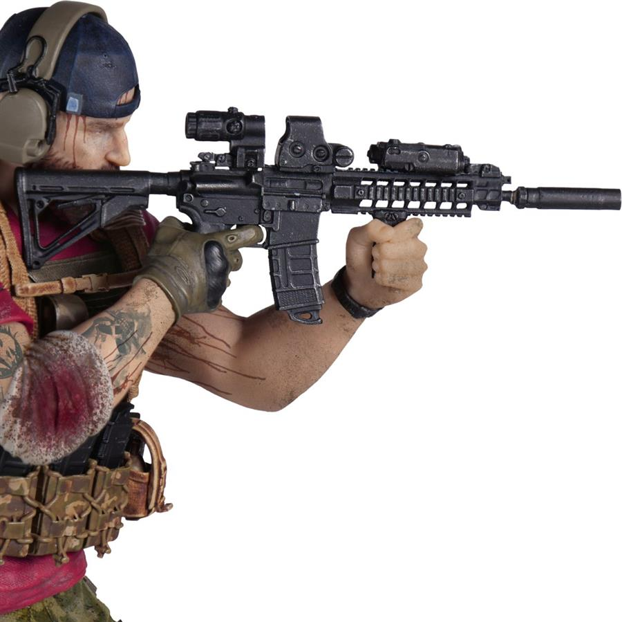 Ghost Recon Breakpoint Nomad Figurine Beeld Foto 4