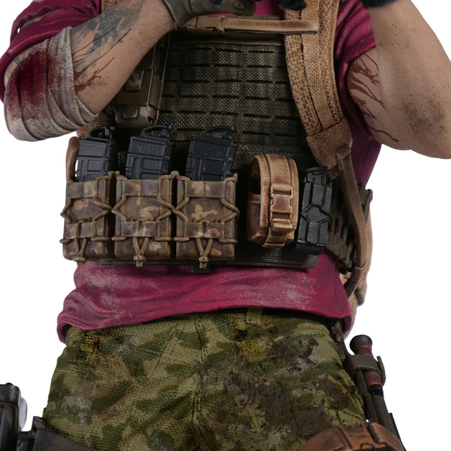 Ghost Recon Breakpoint Nomad Figurine Beeld Foto 7