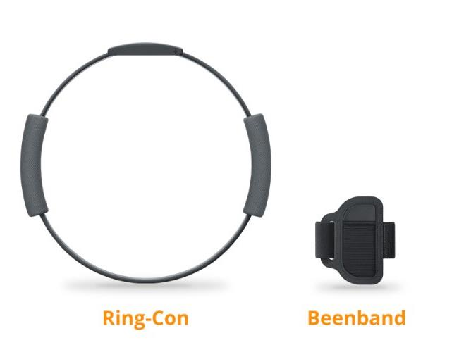 Ring Fit Adventure (inclusief Ring-Con en Beenband) Nintendo Switch Foto 2