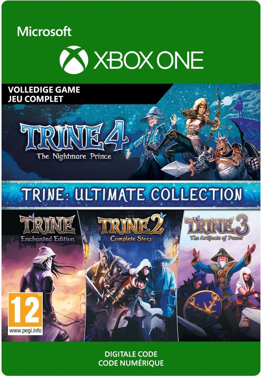 Trine Ultimate Collection (Digitaal Code) Xbox One