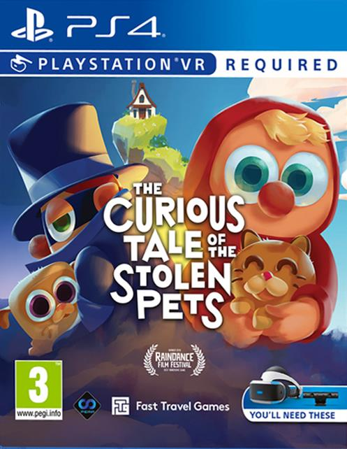 The Curious Tale of the Stolen Pets (VR) Playstation 4