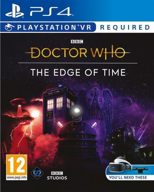 Doctor Who the Edge of Time (VR) Playstation 4