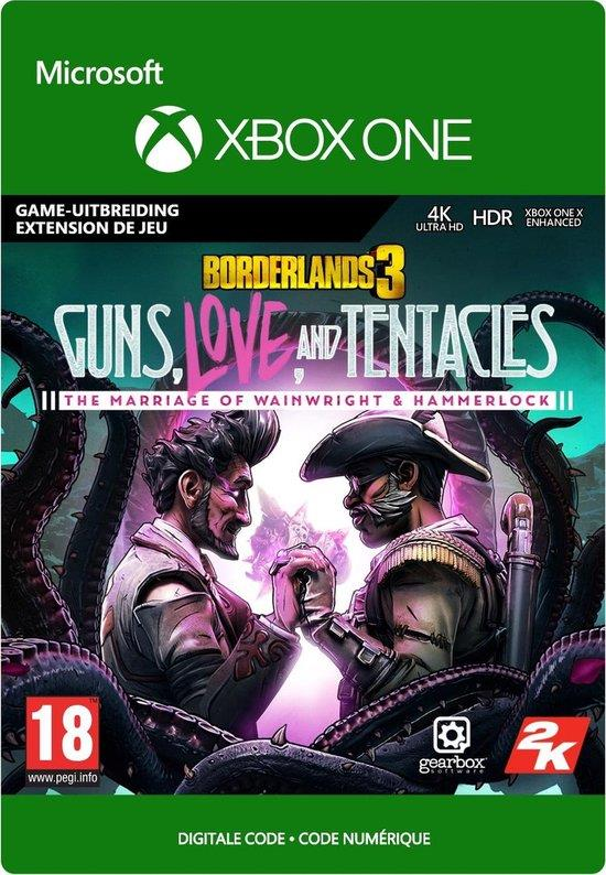 Borderlands 3 Guns, Love, and Tentacles (Add-on - Digitaal Code) Xbox One