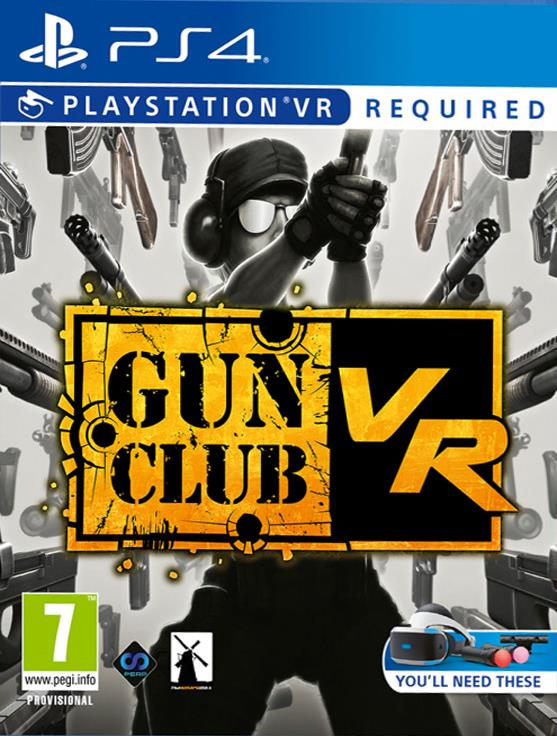Gun Club VR Playstation 4