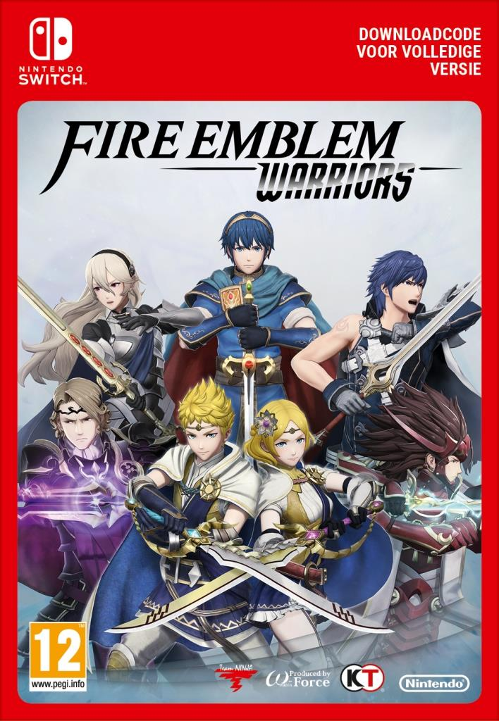 Fire Emblem Warriors (Digitaal Code) Nintendo Switch