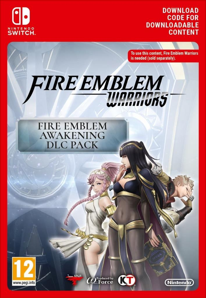 Fire Emblem Warriors Fire Emblem (Awakening Pack - Digitaal Code) Nintendo Switch