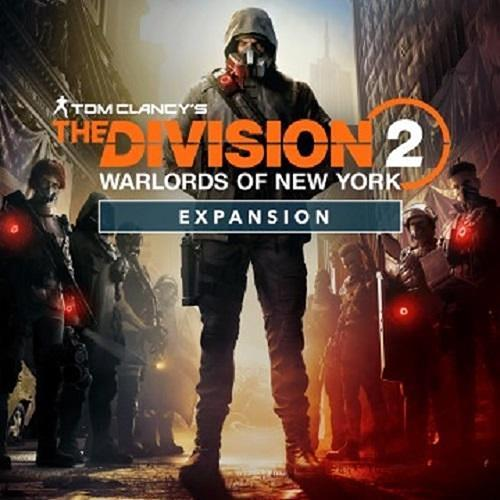 The Division 2 (Warlords of New York - Digitaal Code) BE Playstation 4