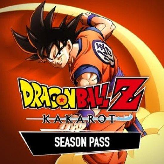 Dragon Ball Z (Kakarot Season Pass - Digitaal Code) BE Playstation 4