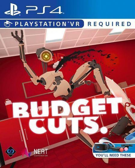 Budget Cuts (VR) Playstation 4